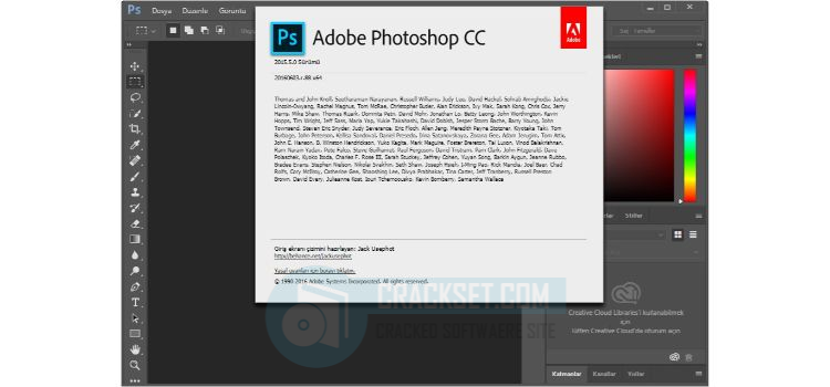 Adobe Photoshop CC 2017 Key