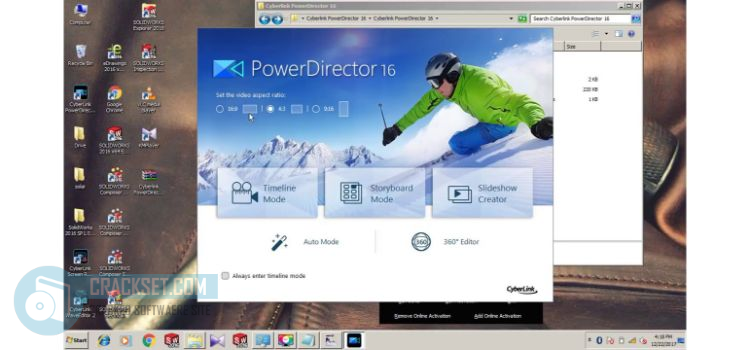 PowerDirector 16 2020